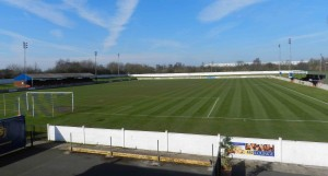 Aspray arena picture of pitch